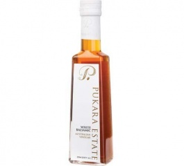 Pukara Estate White Balsamic Vinegar 250ml