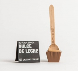 Chocolate Co Dulce De Leche White Chocolate Spoon 50g