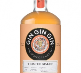 Wise Gin Twisted Ginger Gin 700ml