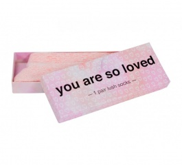 Sock Gift Box - You Are So Loved