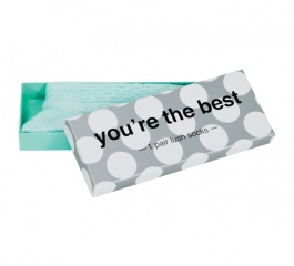 Sock Gift Box - You're The Best
