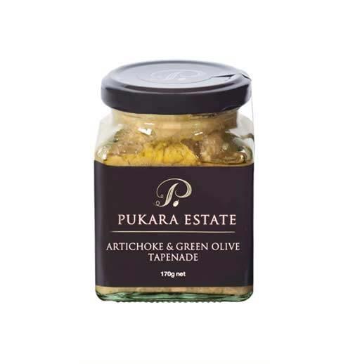 Pukara Estate Artichoke and Green Olive Tapenade 170g - Just In Time ...