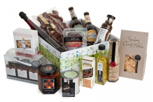 For The Foodie Gourmet Food Gift Hamper
