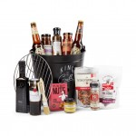 king of the grill - gourmet bbq hamper