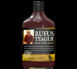 Rufus Teague Honey Sweet Sauce - Just In Time Gourmet
