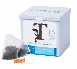 Rubra Earl Grey Tea Tin