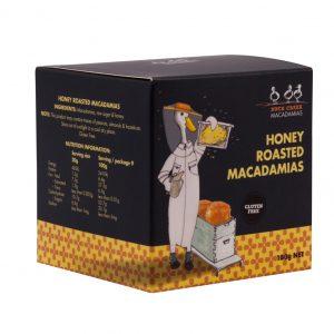 Duck Creek Honey Macadamias