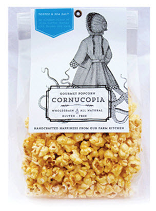 Gluten free hampers your guide to gluten free gift giving jitg cornucopia toffee sea salt gluten free popcorn negle Choice Image