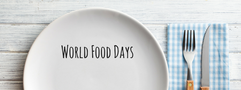 World Food Days - Just In Time Gourmet