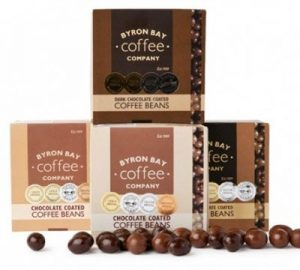 Byron Bay Coffee Chocolate Balls - Just In Time Gourmet
