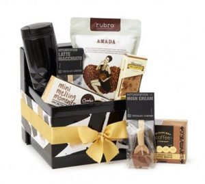 Caffeine Addiction Gift Box - Just In Time Gourmet