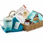 high tea for one gift basket - just in time gourmet