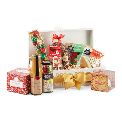 dashers delight christmas hamper