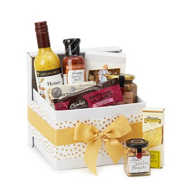 its a no grainer gluten free birthday hamper ideas