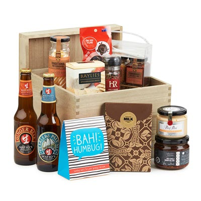 man cave hideaway birthday hamper ideas
