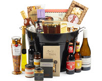 the big daddy gift hamper for dads