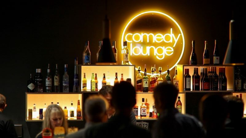 perth comedy lounge
