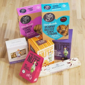 sweet treats for create your own hampers